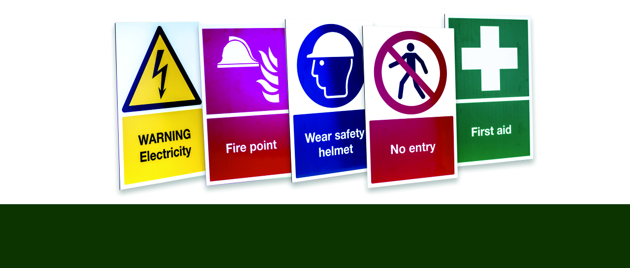 Health & Safety Signs | Warning, Hazard, Fire & more | CSS Signs Dublin